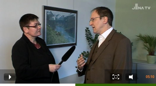 Interview Jena TV - zum Video hier klicken