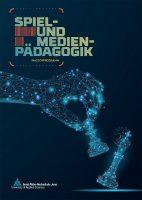 Grafik Broschüre Master Spiel- und Medienpädagogik