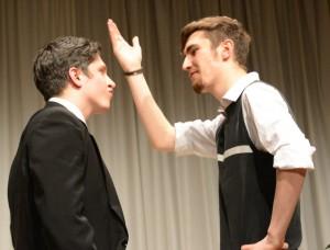Alexander + Michael